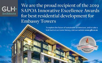 Proud winner of the 2019 SAPOA Innovative Excellence Awards